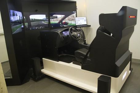 Automotive simulators