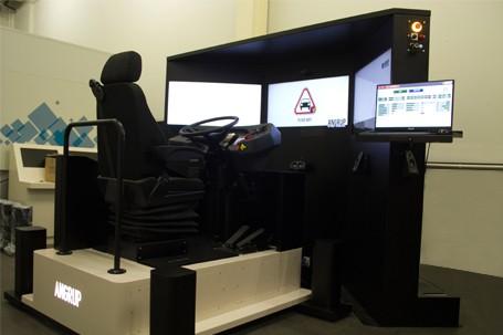Heavy Vehicle Simulators